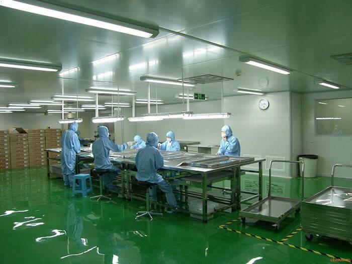 十万级净化厂房标准
